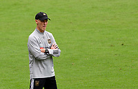 LOS ANGELES, CA - OCTOBER 25: Bob Bradley head coach of the Los Angeles Football Club during a game between Los Angeles Galaxy and Los Angeles FC at Banc of California Stadium on October 25, 2020 in Los Angeles, California.