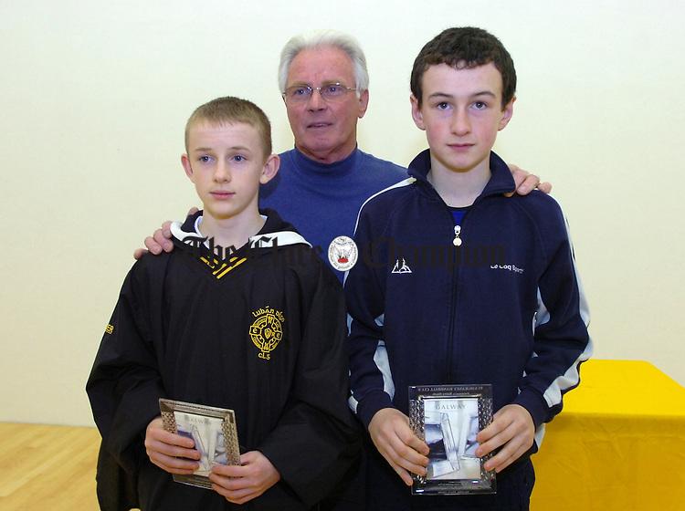 Pat Kirby, Tuamgraney Handball.