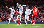 111018 Wales v Spain International Football Friendly