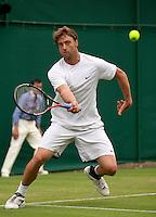 21-06-10, Tennis, England, Wimbledon, Evans