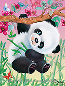 Catalea,Interlitho-Alfredo, CUTE ANIMALS, LUSTIGE TIERE, ANIMALITOS DIVERTIDOS, paintings+++++,panda,KL4619,#ac#, EVERYDAY ,puzzle,puzzles
