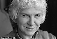 Leila Berg, author, 1917 - 2012