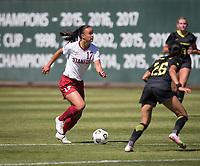 University of Oregon v Stanford Soccer W, March 28, 2021