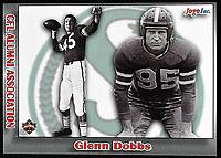 Glenn Dobbs-JOGO Alumni cards-photo: Scott Grant