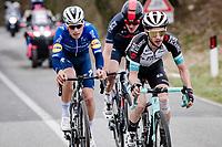 Simon Yates (GBR/Bike Exchange)<br /> <br /> Stage 2 from Camaiore to Chiusdino (202km)<br /> <br /> 56th Tirreno-Adriatico 2021 (2.UWT) <br /> <br /> ©kramon