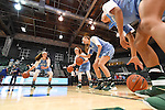 Tulane gets by Loyola, 75-53, in an exhibition game played at Avron B. Fogelman Arena in Devlin Fieldhouse.