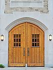 June 13, 2011; Stepan addition door..Photo by Matt Cashore/University of Notre Dame