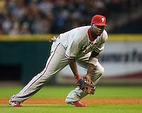 Howard, Ryan 5774.jpg Philadelphia Phillies at Houston Astros. Major League Baseball. September 6th, 2009 at Minute Maid Park in Houston, Texas. Photo by Andrew Woolley.