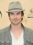 Ian Somerhalder attends Last Night I Swam with a Mermaid  book launch Earth Day celebration hosted by Kimberly & Michael Muller and Philippe Cousteau at the Annenberg Community Beach House in Santa Monica, California on April 22,2012                                                                               © 2012 DVS / Hollywood Press Agency