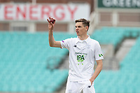 Scott Currie, Hampshire CCC during Surrey CCC vs Hampshire CCC, LV Insurance County Championship Group 2 Cricket at the Kia Oval on 30th April 2021