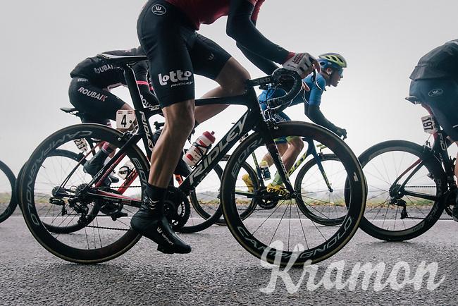 Maxime Monfort (BEL/Lotto-Soudal) rolling by<br /> <br /> 2018 Binche - Chimay - Binche / Memorial Frank Vandenbroucke (1.1 Europe Tour)<br /> 1 Day Race: Binche to Binche (197km)