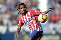 Atletico de Madrid's Gelson Martins during La Liga match. November 3,2018. (ALTERPHOTOS/Acero)<br /> Liga Campionato Spagna 2018/2019<br /> Foto Alterphotos / Insidefoto <br /> ITALY ONLY