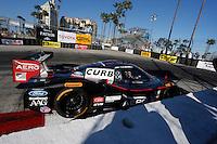 #60 Ford Riley DP of John Pew and Oswaldo Negri, Long Beach Grand Prix, Long Beach, CA, April 2014.  (Photo by Brian Cleary/ www.bcpix.com )