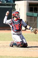 Roberto Perez - Peoria Javelinas - 2010 Arizona Fall League.Photo by:  Bill Mitchell/Four Seam Images..