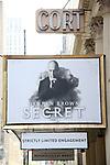 """Derren Brown:Secret"" - Theatre Marquee"