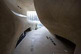 Der Neubau des Jüdischen Museums in Warschau vor der Eröffnung.