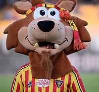 Lecce mascot <br /> Lecce 26-10-2019 Stadio Via del Mare <br /> Football Serie A 2019/2020 <br /> US Lecce - Juventus FC <br /> Photo Federico Tardito / Insidefoto