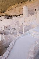 Cliff Palace dwelling, Mesa Verde National Park, Colorado, USA
