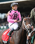Jack Milton and jockey Javier Castellano win the Maker's 46 Mile at Keeneland for owner Gary Barber and trainer Todd Pletcher.