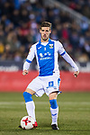 Ruben Salvador Perez del Marmol of CD Leganes in action during the Copa del Rey 2017-18 match between CD Leganes and Real Madrid at Estadio Municipal Butarque on 18 January 2018 in Leganes, Spain. Photo by Diego Gonzalez / Power Sport Images