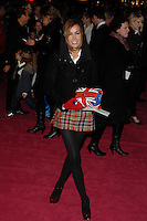 """Tpt retro set found dead today <br /> <br /> Tara Palmer Tompkinson<br /> Arrives at the Empire Leicester Square for the """"St.Trinians"""" world premiere, London<br /> ©Ash Knotek  D1493 10/12/2007<br /> Contact:  snappers@mac.com"""