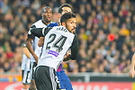Ezequiel Garay of Valencia CF during the La Liga 2017-18 match between Valencia CF and FC Barcelona at Estadio de Mestalla on November 26 2017 in Valencia, Spain. Photo by Maria Jose Segovia Carmona / Power Sport Images