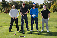 From left are Paul Macmillan, Wez Belton, John Hickman and Ashley Reeves of Team Gas Container Services