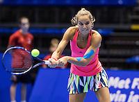 Rotterdam, Netherlands, December 17, 2016, Topsportcentrum, Lotto NK Tennis,   Arantxa Rus (NED)<br /> Photo: Tennisimages/Henk Koster