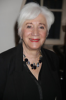 OLYMPIA DUKAKIS<br /> AT Irish Repertory Theatre's YEATS<br /> THE Celebration of 150th Anniversary of the birth of Nobel Prize poet William Butler Yeats  6-8-2015<br /> Photo By John Barrett/PHOTOlink /MediaPunch
