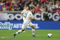 CLEVELAND, OHIO - JUNE 22: Jordan Morris #11 during a 2019 CONCACAF Gold Cup group D match between the United States and Trinidad & Tobago at FirstEnergy Stadium on June 22, 2019 in Cleveland, Ohio.
