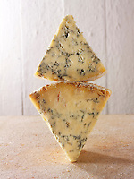 Blue and white stilton cheese photos. Funky Stock Photos.
