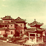 King Yin Lei photographed by father, John Kitto, in late 1947 or early 1948.