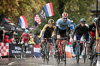 Elite Men Road Race from Leeds to Harrogate (shortened to 262km)<br /> 2019 UCI Road World Championships Yorkshire (GBR)<br /> <br /> ©kramon