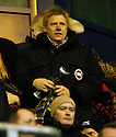 13/01/2007       Copyright Pic: James Stewart.File Name : sct_jspa01_falkirk_v_dunfermline.PETER SCHMEICHEL TAKES HIS SEAT IN THE STAND TO WATCH HIS SON'S, KAPER, DEBUT FOR FALKIRK....James Stewart Photo Agency 19 Carronlea Drive, Falkirk. FK2 8DN      Vat Reg No. 607 6932 25.Office     : +44 (0)1324 570906     .Mobile   : +44 (0)7721 416997.Fax         : +44 (0)1324 570906.E-mail  :  jim@jspa.co.uk.If you require further information then contact Jim Stewart on any of the numbers above.........