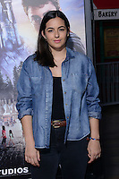 Alanna Masterson @ the VIP opening for The Wizarding World of Harry Potter held @ the Universal Studiio Hollywood.<br /> April 5, 2016