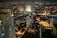 PHILIPPINES, Manila, suburban Makati, high buildings / PHILIPPINEN, Manila, Stadtteil Makati, Hochhaeuser