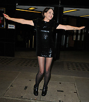 """Sadie Frost at the 65th BFI London Film Festival """"Quant"""" world premiere, Curzon Mayfair, Curzon Street, on Saturday 09th October 2021, in London, England, UK. <br /> CAP/CAN<br /> ©CAN/Capital Pictures"""