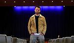 Actor David de Lautour portrait session, Kings College, Auckland, Tuesday 25 May 2021. Photo: Simon Watts/www.bwmedia.co.nz