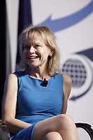 Diane Brady, Senior Editor and Content Chief, Bloomberg Businessweek<br /> attend the International Economic Forum of the Americas 20th Edition, from June 9-12, 2014 <br /> <br />  Photo : Agence Quebec Presse - Pierre Roussel