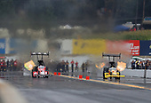 top fuel, Doug Kalitta, Mac Tools, Richie Crampton, DHL