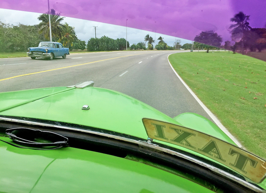 The road to Havana. MARK TAYLOR GALLERY
