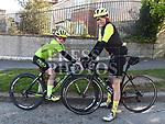 Daragh Peters OLOL Hospital Front Line Cycle
