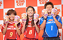 """Press Conference for """"King Cup"""""""