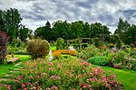 Deutschland, Bayern, Mittel-Schwaben, Unterallgaeu, Bad Woerishofen: im Kurpark | Germany, Bavaria, Swabia, Lower Allgaeu, Bad Woerishofen: in spa gardens