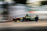 Daniel Abt of ABT Schaeffler Audi Sport during the first race of the FIA Formula E Championship 2016-17 season HKT Hong Kong ePrix at the Central Harbourfront Circuit on 9 October 2016, in Hong Kong, China. Photo by Victor Fraile / Power Sport Images