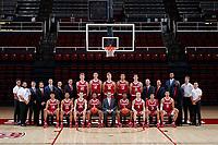 Stanford Basketball M Team Photo, October 14, 2019