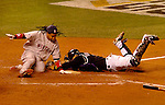 Game 3 of the 2007 World Series at Coors Field on October 27, 2007 in Denver, Colorado..                   Photo by Steve Dykes