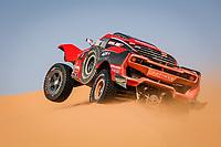 5th January 2021; Dakar Rally stage 3; 326 Lavielle Christian (fra), Garcin Jean-Pierre (fra), Optimus, MD Rally Sport, Motul, Auto, action during the 3rd stage of the Dakar 2021 between Wadi Al Dawasir and Wadi Al Dawasir, in Saudi Arabia on January 5, 2021