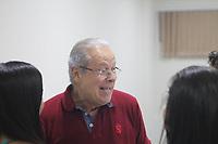 """Recife (PE), 10/03/2020 - Ze Dirceu-Recife - O ex-ministro da Casa Civil no governo Lula, Jose Dirceu (Ze Dirceu), durante lancamento do seu livro """"Ze Dirceu Memorias volume 1"""". O lancamento acontece na noite desta terca (9) na sede da Federacao dos Trabalhadores Rurais e Agricultores e Agricultoras Familiares do Estado de Pernambuco (FETAPE) no bairro de Santo Amaro, area central do Recife. (Foto: Pedro De Paula/Codigo 19/Codigo 19)"""