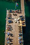 Italien, Kampanien, Sorrento: Sonnendeck am Lido | Italy, Campania, Sorrento: sundeck at beach